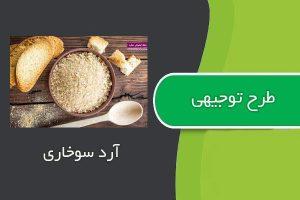 "<span itemprop=""name"">طرح توجيهي آرد سوخاري</span>"